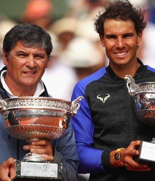 Nadal'dan flaş itiraf! O isim corona virüsü biliyordu...