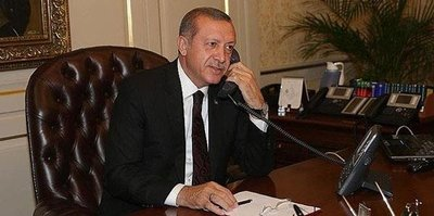 Cumhurbaşkanı Recep Tayyip Erdoğan'dan Mustafa Cengiz'e tebrik