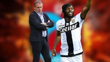 Trabzonspor'dan transferde yıldız avı!