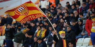 Malatya Stadı'nda temizlik sorunu