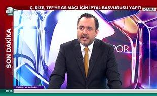 Muriç Fenerbahçe'ye gidiyor mu? Başkan canlı yayında açıkladı!