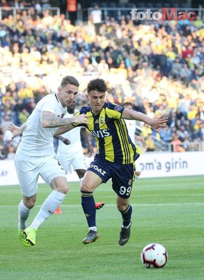 Fenerbahçe - Akhisarspor maçından kareler...