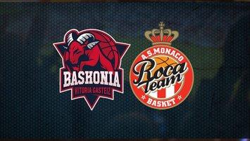 Baskonia-Monaco maçı saat kaçta, hangi kanalda?