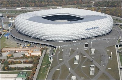 Dünyanın en büyük stadları