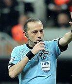 UEFA'dan Cüneyt Çakır'a görev!