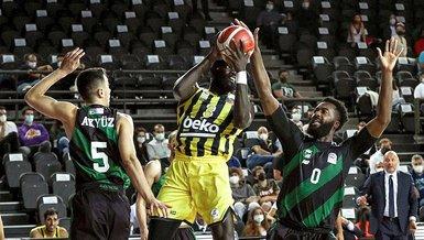 Darüşşafaka Fenerbahçe Beko 65-75 (MAÇ SONUCU - ÖZET)