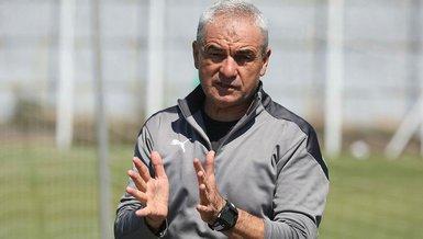 Sivasspor Teknik Direktörü Rıza Çalımbay: Milli maç arasını iyi değerlendirdik