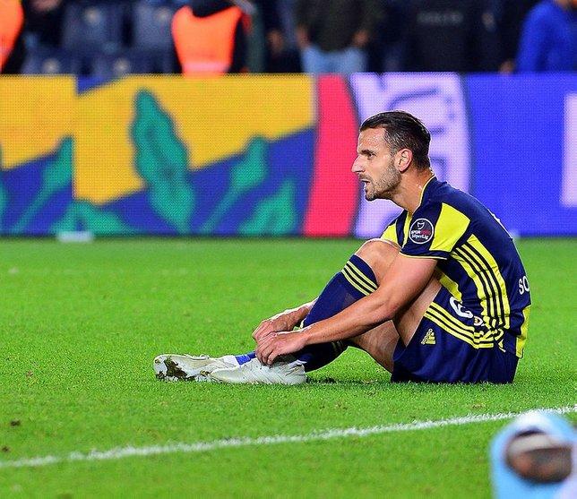 Fenerbahçe'de Soldado gidiyor o geliyor!