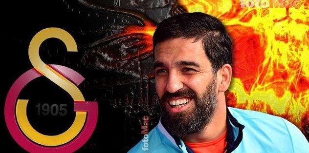 Galatasaray bombayı patlatıyor! Arda Turan.... Son dakika transfer haberleri