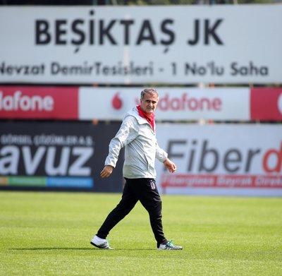 Beşiktaşta Akhisar hazırlıkları sürüyor