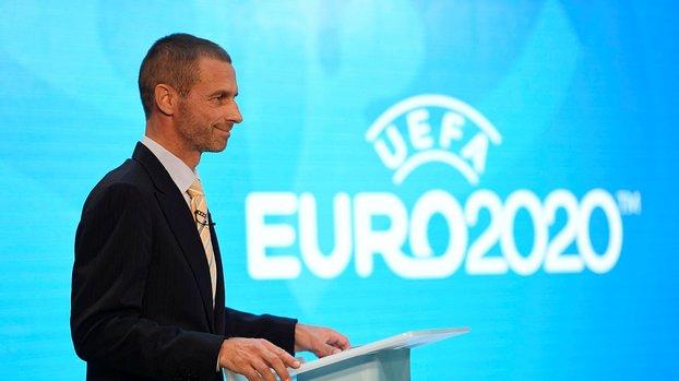 Aleksander Ceferin: EURO 2021'in ev sahibi ülke sayısını azaltabiliriz #
