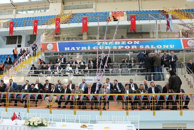 Trabzonsporda büyük gün bugün