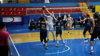 Fenerbahçe Öznur Kablo - Çankaya Üniversitesi: 83-61 (MAÇ SONUCU ÖZET)