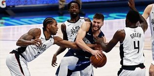 Clippers beat Mavericks for 4th straight win
