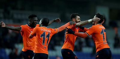 MAÇ SONUCU Medipol Başakşehir 4-1 BtcTurk Yeni Malatyaspor