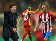Simeone'den şok sözler! Galatasaray...