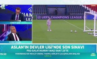 """Maç öncesi flaş sözler! """"Galatasaray kaybetse dahi..."""""""
