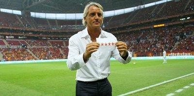 Mancini'den G.Saray'a mesaj!