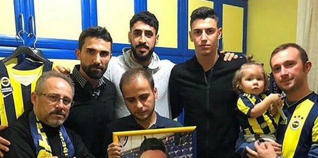 Fenerbahçe Kaptanı Hasan Ali Kaldırım'dan örnek davranış