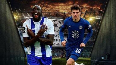 Porto Chelsea | CANLI Şampiyonlar Ligi maçı