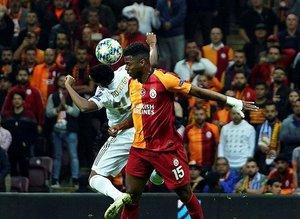 Galatasaray-Real Madrid maçından kareler!