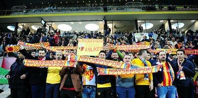 Kayerispor - Beşiktaş maçı biletleri satışa çıkıyor