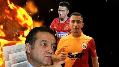 SON DAKİKA GALATASARAY HABERİ - Galatasaray açıklamamıştı! Olimpiu Morutan'ın transfer belgeleri basına sızdı (Gs spor haberi)