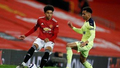 Son dakika spor haberi: Manchester United'ın Avrupa'da oynayan en genç futbolcusu Shola Shoretire oldu