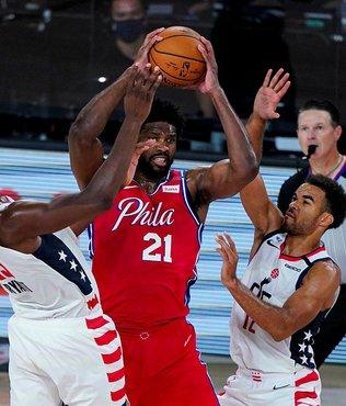 NBA'de Philadelphia 76ers sezonun 41. galibiyetini aldı