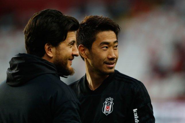 Antalyaspor - Beşiktaş maçından kareler