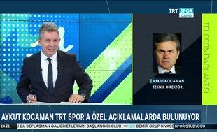 """Aykut Kocaman'dan Çaykur Rize iddialarına yanıt: """"Hiç öyle bir görüşmem olmadı"""""""