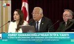 Eşref Hamamcıoğlu'ndan istifa yanıtı