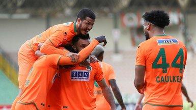 Aytemiz Alanyaspor 1-0 Gaziantep FK | MAÇ SONUCU