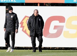 İşte Galatasaray'ın Ankaragücü 11'i