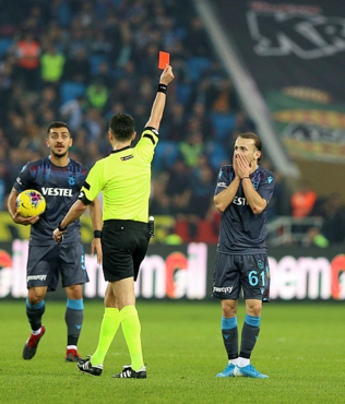 Trabzonspor'a Abdulkadir Parmak şoku!