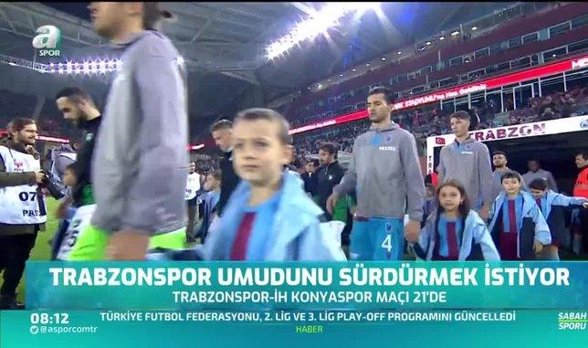 1595159126692 - Trabzonspor - Konyaspor maçı ne zaman? Saat kaçta? Hangi kanalda? ilk 11'ler
