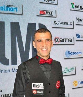 3 Bant Bilardo Dünya Kupası Türkiye ayağı tamamlandı