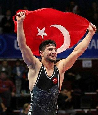 Cengiz Arslan, Dünya şampiyonu