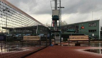 Ankara Tenis Kulübü'nde corona virüsü şoku!