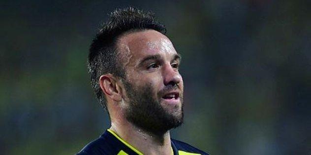 UEFA Valbuena'yı işaret etti!