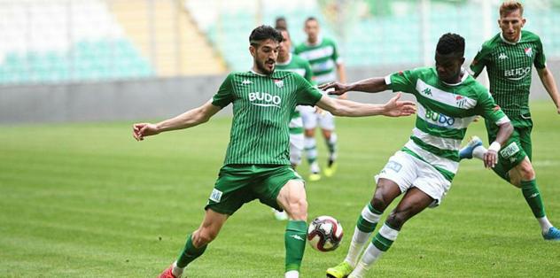 Bursaspor'da forma savaşı