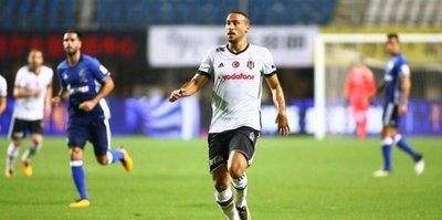 Beşiktaş'a Çin yaramadı