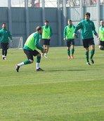 Bursaspor'da MKE Ankaragücü maçı hazırlıkları