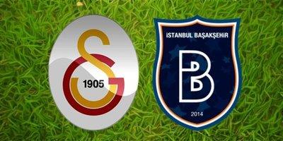 Galatasaray-Başakşehir! İşte muhtemel 11ler