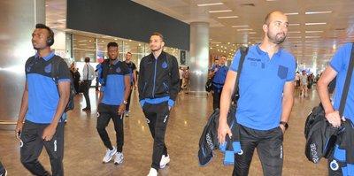 Club Brugge, İstanbul'da