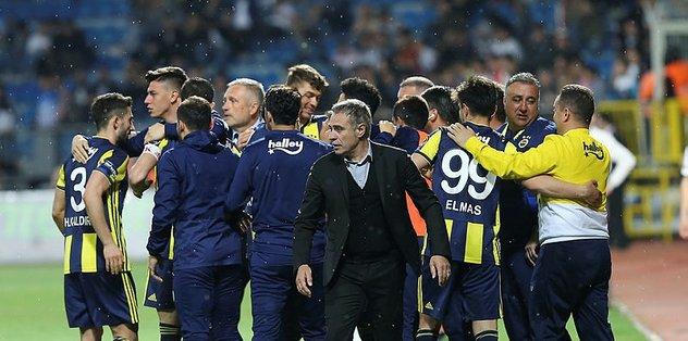 Fenerbahçe'de yeni hedef 6!