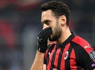 Hakan Çalhanoğlu şokta! Milan hiçe saydı...