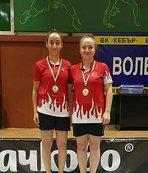 Badmintonda milli başarı!