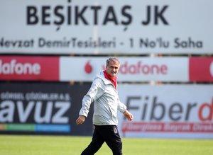 Beşiktaş'ta Akhisar hazırlıkları sürüyor