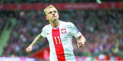 Bursaspor Kamil Grosicki'yi kiraladı!